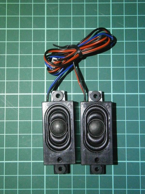 拆機良品 宏碁  acer  ED273   曲面  27吋  電腦液晶螢幕  喇叭一對   NO.74