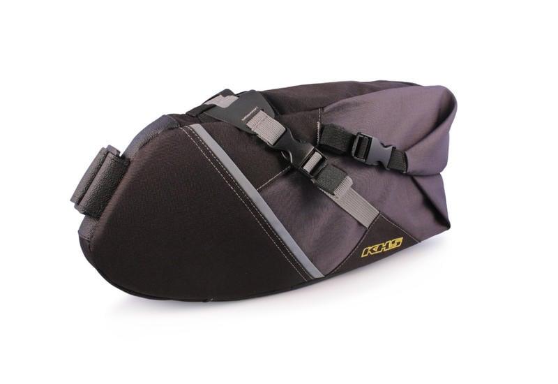 【簡單生活單車坊】KHS 公路車攜行 大座墊包