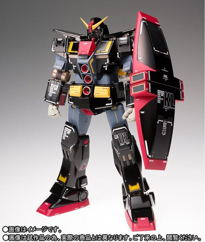 預約9月 日空版 確定有貨 G.F.F METAL COMPOSITE MRX-009 精神感應鋼彈 光澤配色Ver.