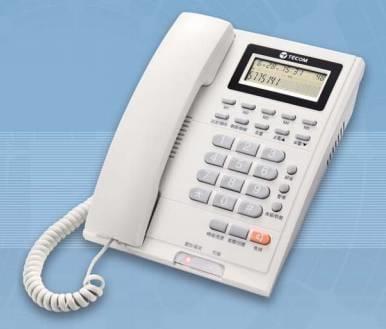 東訊Tecom AP-3303顯示型電話單機※含稅※