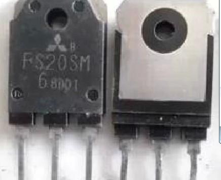 [二手拆機][含稅]原裝進口拆機 FS20SM-6 測好拆機發貨