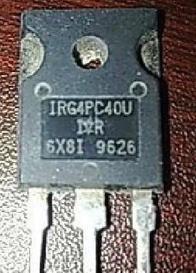 [二手拆機][含稅]原裝進口拆機IRG4PC40U G4PC40U 600V 40A