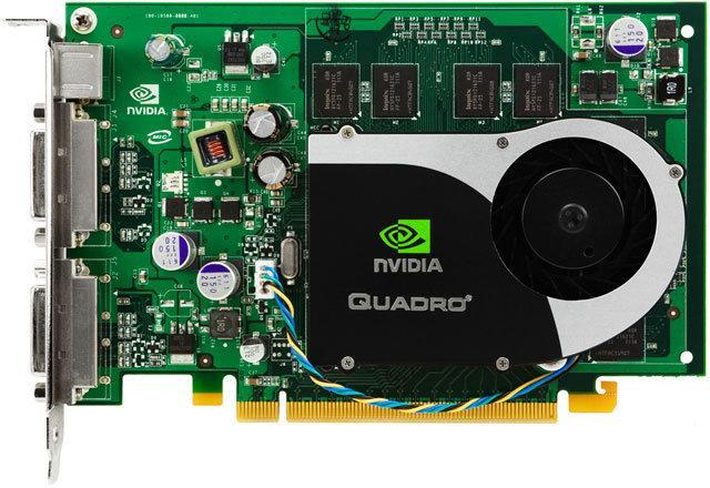 麗臺 Leadtek NVIDIA Quadro FX1700 PCI-E 16X 工作站顯卡  512MB