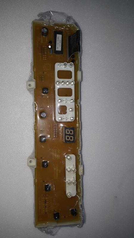 聲寶wma-106f  es-105v wma-105s大同 taw-a100f韓製洗衣機電子控制面板電路板中古