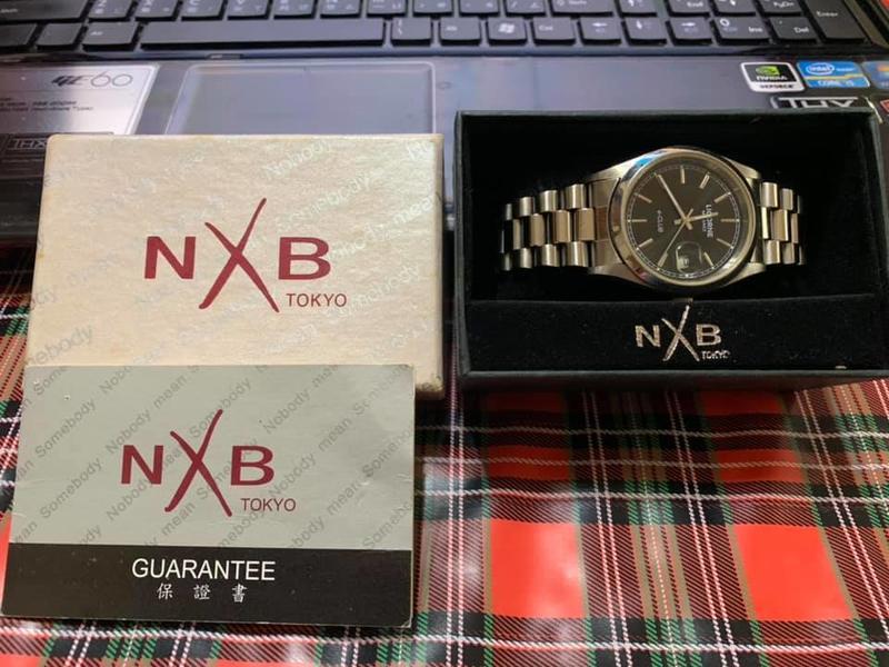 NXB-TOKYO 時尚表
