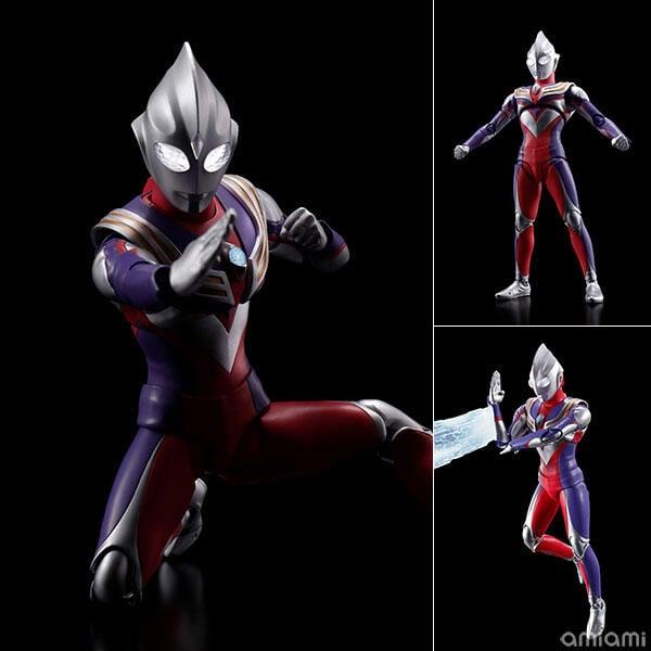 預約7月 日版 S.H.Figuarts SHF 超人力霸王 真骨彫製法 迪卡 複合型態 Ultraman Tiga