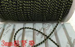 ~便宜地帶~AA26黑紋3mm圓鬆緊帶1捲80尺賣100元出清~彈性好~適合做髮帶.髮圈(2400公分長)