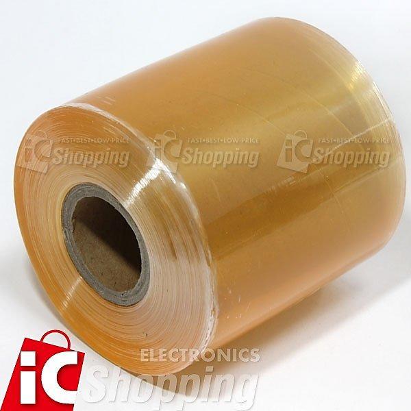 《icshopping_com》PVC膠膜7.5cmx200M【368190100118】PVC膠膜7.5cmx200M, 透明膠膜,棧板膜,包裝膜