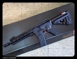 【狩獵者生存專賣】VFC AVALON Samurai Edge CQB 全金屬電動長槍-電子板機-12吋