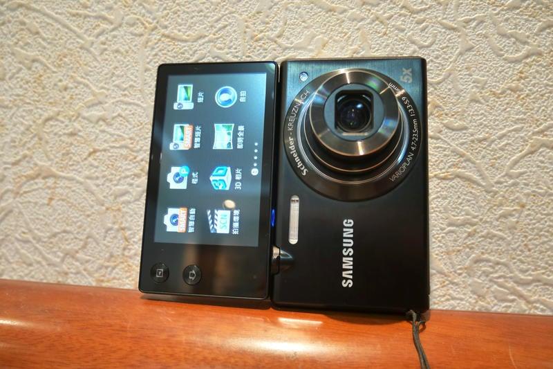 +草莓罐頭+三星 Samsung MV800 3吋 1620萬畫素 觸控翻轉螢幕數位相機