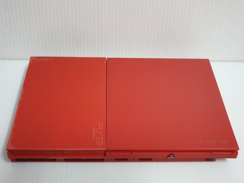 {哈帝太郎}~PS2 遊戲主機 SCPH-90007 已改機 直讀台片 少用 整組相當新 功能正常良好~下標就賣!