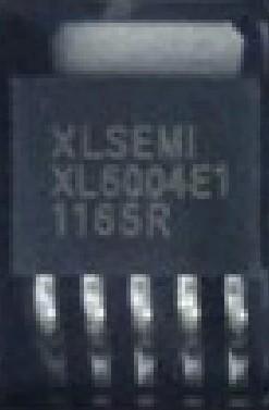 [二手拆機][含稅]升壓大功率LED恒流驅動晶片 XL6004 XL6004