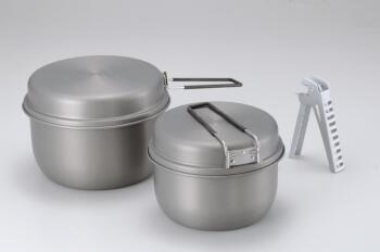 【山野倉庫】台灣-文樑  # ST-2013 煮飯鋁鍋具組