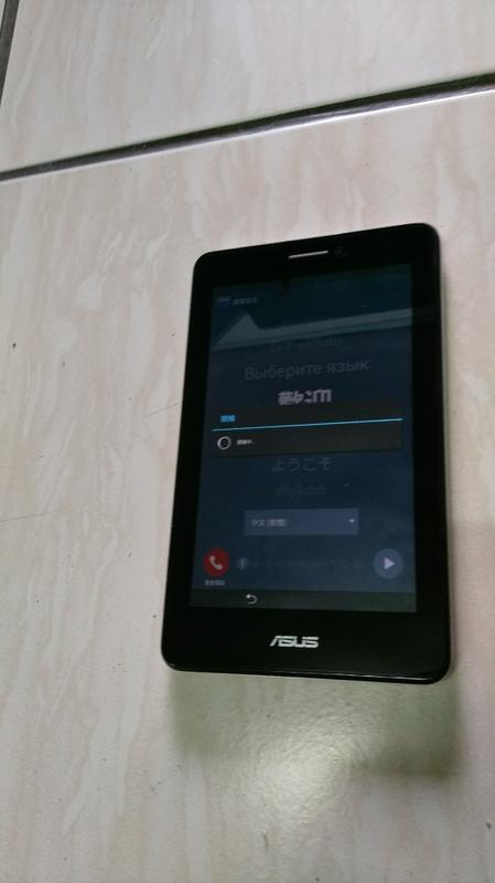 ASUS Fonepad 7 ME175CG( K00Z可充電.可開機.本來都是好的.商品如圖.零件機販售.售出不退