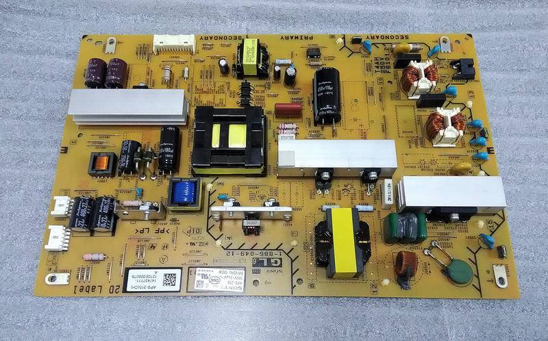 SONY新力 KDL-46HX750電源板 舊品換良品 有保固-台南仁德