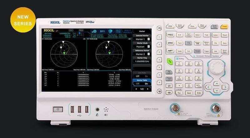 (華甸科技) Rigol RSA 3045 頻譜分析儀 Spectrum Analyzer (全新)