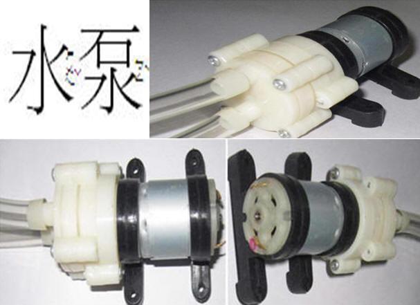 [偉克多8051 專題製作] HWA2  6-12 V抽水泵模組---小型抽水機---散熱、噴泉、澆花,含多種專題實驗