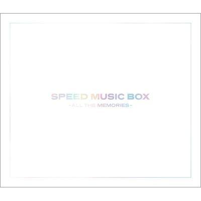 特惠代訂 SPEED MUSIC BOX -ALL THE MEMORIES 初回生産限定盤 8CD+Blu-ray