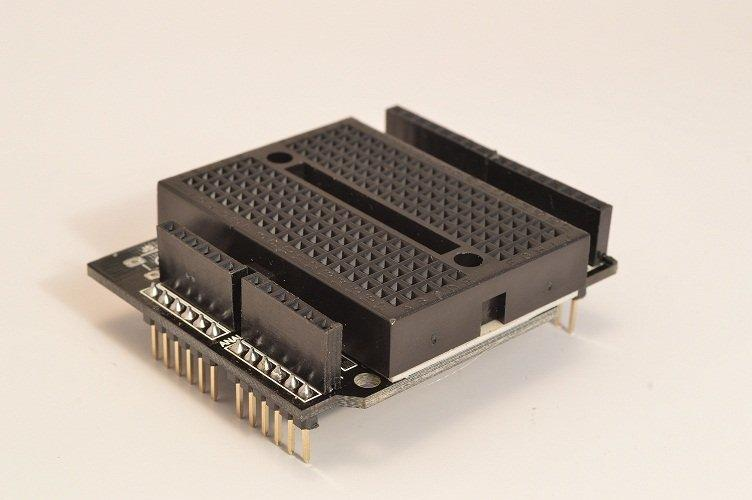 Motoduino(慧手科技) Proto Shield for Arduino 麵包板 Protoshield
