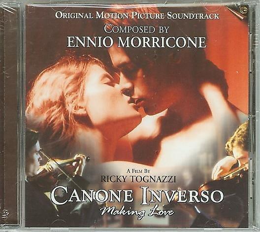 """雙面小提琴(Canone Inverso)""- Ennio Morricone(99),全新美版"