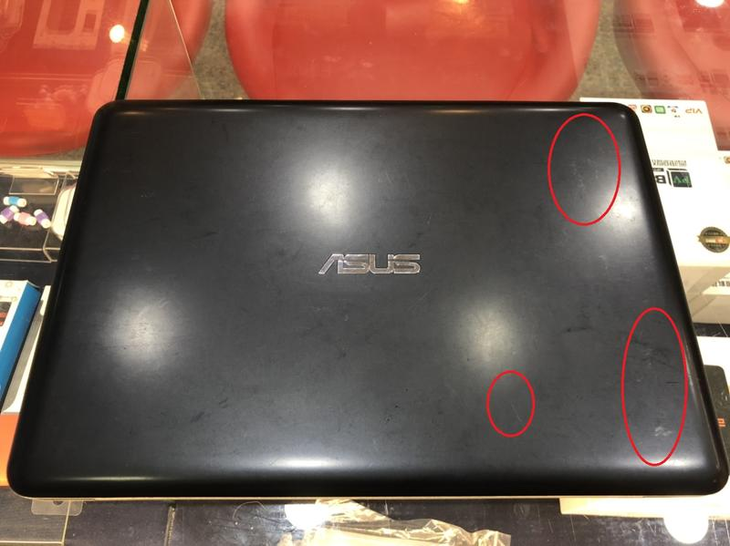 ASUS E402SA-0092BN3160 14吋 240G 深藍色 #二手筆記型電腦 #新興店00478