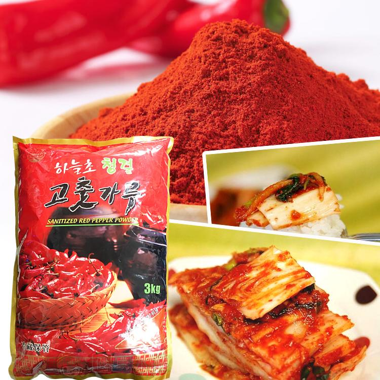 韓國特A級高麗辣椒粉600g (非原廠包)細粉/粗粉  韓國料理泡菜必備 [KR180326] 健康本味