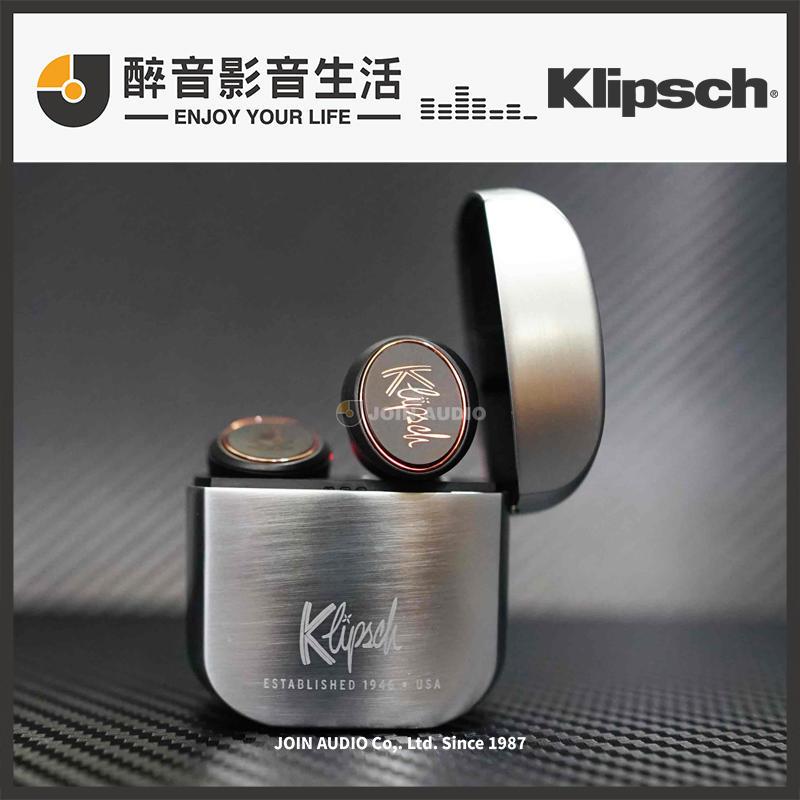 【醉音影音生活】現貨-美國古力奇 Klipsch T5 True Wireless 真無線藍牙耳機.藍牙5.0.公司貨