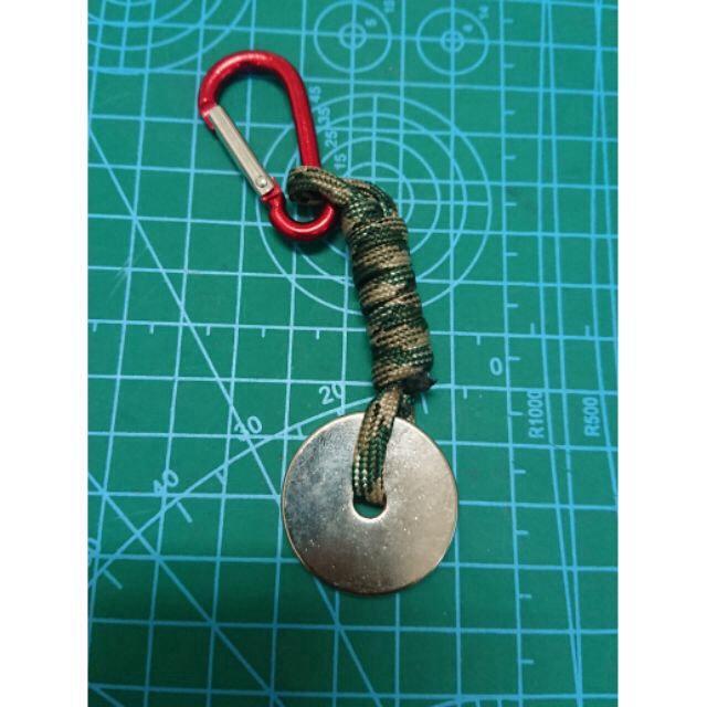 @忠忠射魚@ 強力磁鐵 吊飾 強磁 吸鋼珠用 打彈弓用