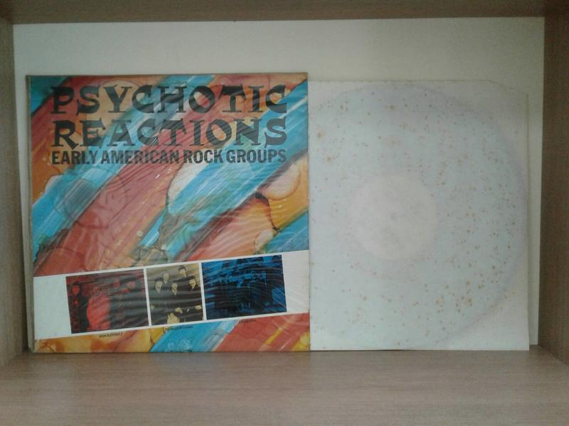 Psychotic Reactions - Early American Groups【珍藏黑膠唱片20年】