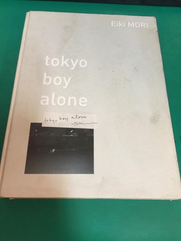 TOKYO BOY ALONE 森榮喜 EIKI MORI 無劃記 <X91>