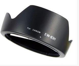 副廠EW-83H遮光罩適合Canon EF 24-105mm f4 L USM一代用 Canon EF 24-105mm