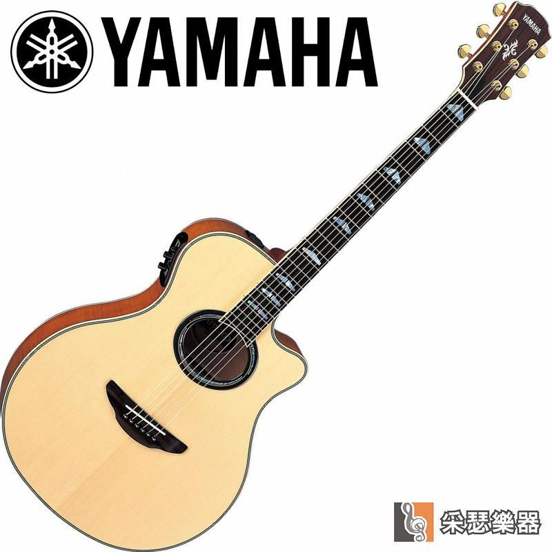 ╭*采瑟樂器*╯電民謠吉他 / YAMAHA APX900