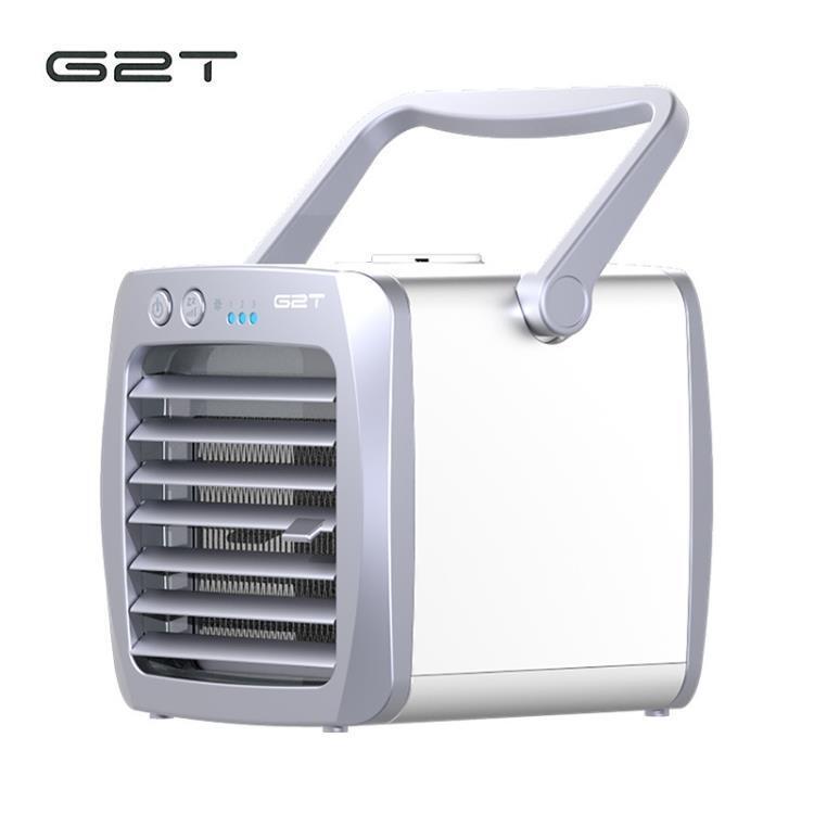 免運 可開發票 【可開發票】迷你空調G2T微型冷氣冷風機個人便攜式宿舍水冷風扇Usb小空調—簡單大賣場