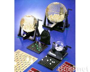 工廠直營我最便宜~現貨桌上型6 吋金屬球賓果機賓果遊戲機.團康活動樂透抽獎~送賓果卡