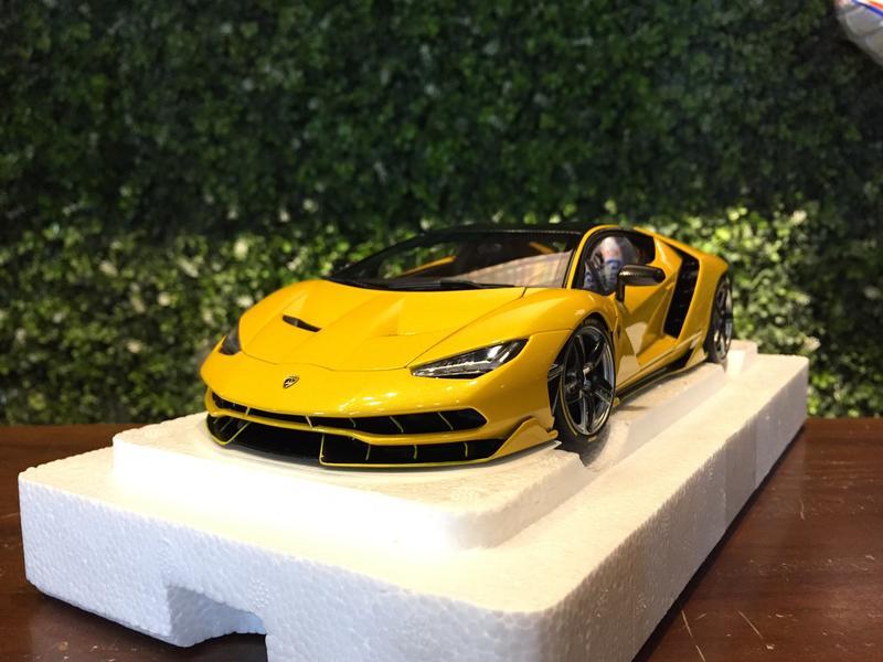 1/18 AUTOart Lamborghini Lamborghini Centenario 79115【MGM】