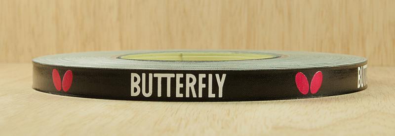 Butterfly 桌球拍護邊 9mm x 50m 單入裸裝