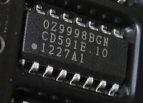 [二手拆機][含稅]拆機二手原裝 OZ9998BGN 液晶高壓板貼片晶片 SOP