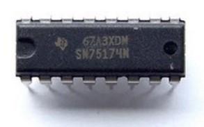 [二手拆機][含稅]拆機二手  SN75174N SN75174 75174  品質保證