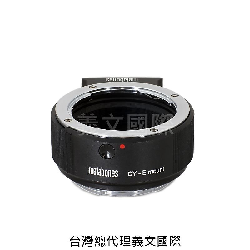 Metabones專賣店:Contax Yashica-Emount(Sony E|Nex|索尼|CONTAX Y|A7R4|A7R3|A72|A7II|A7|轉接環)