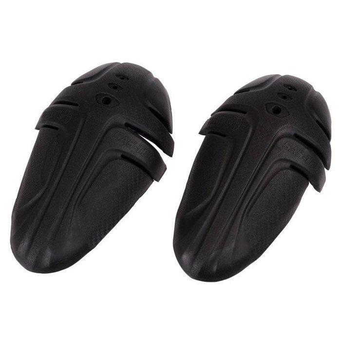 【德國Louis】SUPER SHIELD摩托車騎士護肘護膝 機車重機SAS-TEC黑色CE認證護具護甲20019212