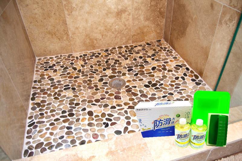 地板防滑劑《防滑大師》抿石地面防滑劑組(止滑劑,地板止滑劑)