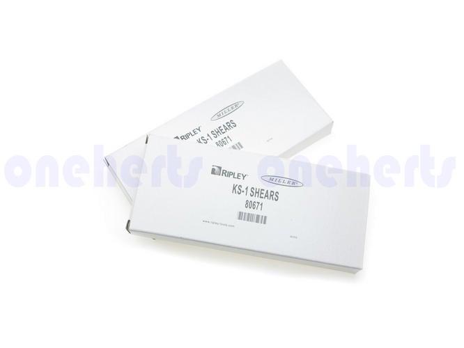 美國原裝進口Ripley Miller 米勒 KS-1 凱佛拉絲 鋸齒防滑 尾纖跳線剪刀 光纖 芳綸剪刀 釩鋼 網路材料