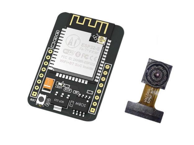 【睿康創意】arduino esp32-cam wifi cam 影像辨識 ov2640 2百萬 ESP8266