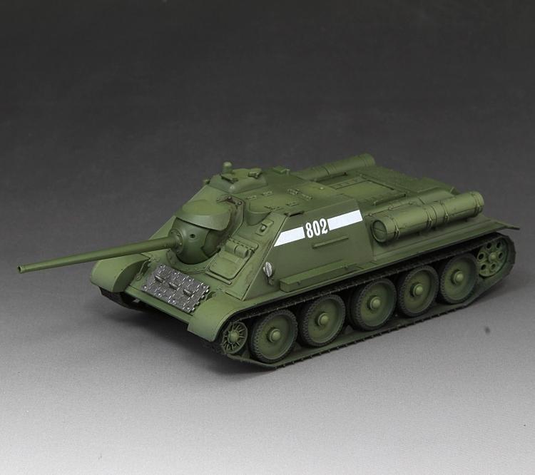 六分儀 - 1/72 蘇聯 SU-85坦克殲擊車 CP0365