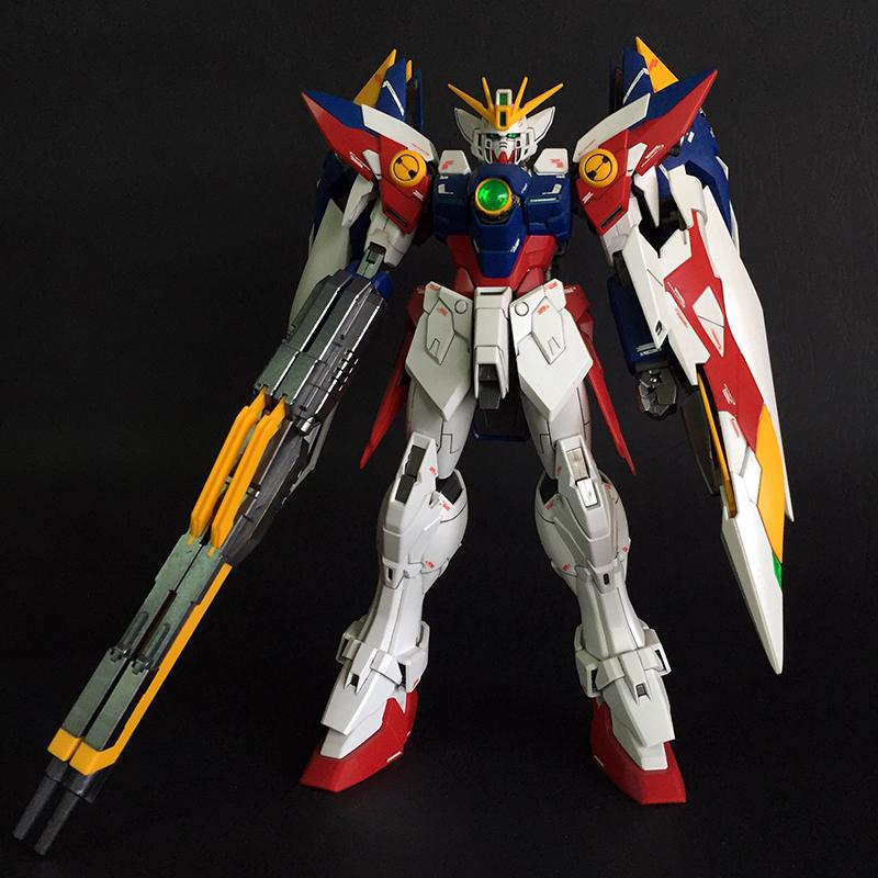 ~Otoya模型工坊~ MG 1/100 飛翼鋼彈原型零式代工 (飛翼零式EW,另可代工天使,獨角獸,報喪女妖等)