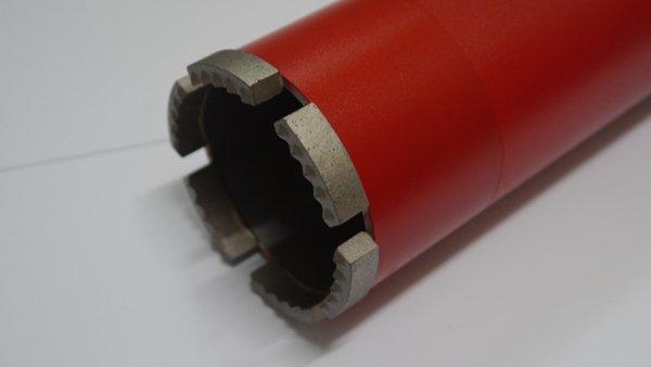 """2"""" 鑽石空心鑽 2吋 鑽頭 水泥鑽孔 鋼筋混擬土鑽孔 洗孔 鑽孔機 鑽石管"""