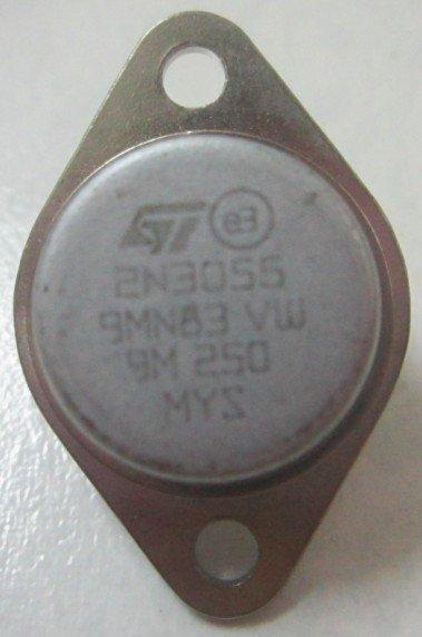 2N3055 2pin 鐵殼(10元現貨1顆)