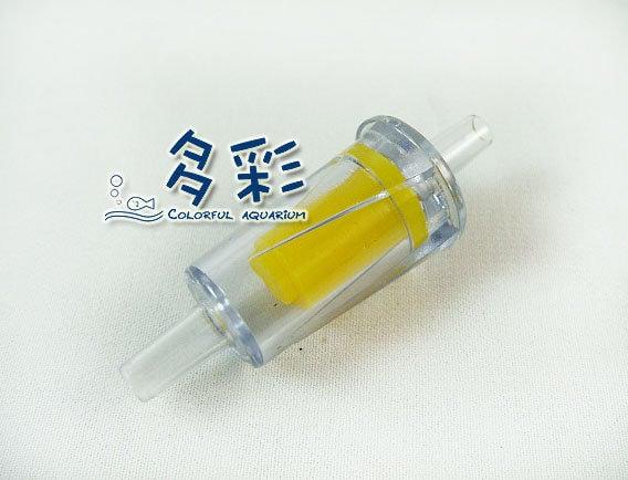 +►►多彩水族◄◄台灣ISTA伊士達《二氧化碳CO2止逆閥 / 單入》 防止水逆流CO2系統、造成電磁閥或鋼瓶、鋁瓶損壞