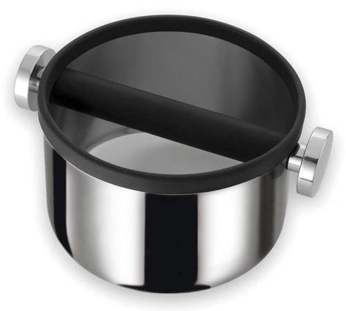 【咖啡唯主】Motta 不銹鋼 不繡鋼 不鏽鋼 咖啡粉桶 咖啡渣槽 敲咖啡渣桶 敲渣盒 咖啡渣盒 集渣盒 集渣槽