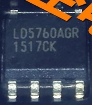 [二手拆機][含稅]LD5760GR LD5760AGR LD5760電源晶片 拆機二手進口